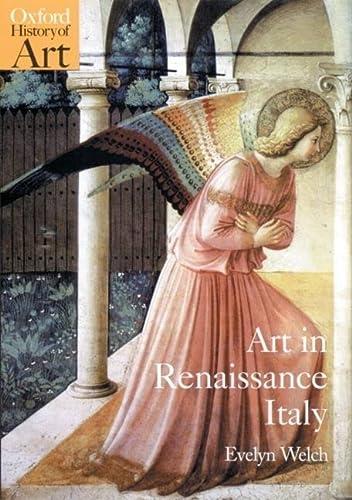 9780192842794: Art in Renaissance Italy: 1350-1500 (Oxford History of Art)
