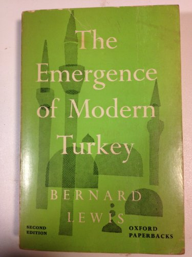 9780192850225: The Emergence of Modern Turkey