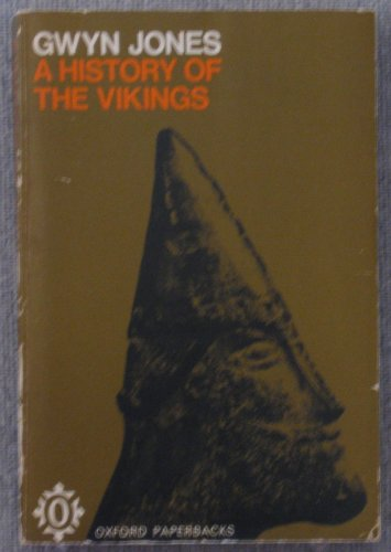9780192850638: A History of the Vikings.