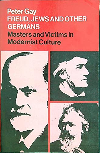 9780192850843: Freud, Jews, And Other Germans.