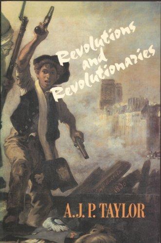 9780192851024: Revolution and Revoutionaries (Oxford Paperbacks)