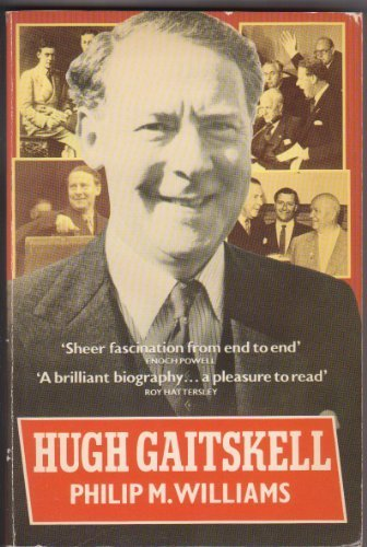 9780192851154: Hugh Gaitskell (Oxford Paperbacks)