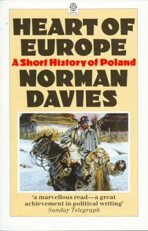 9780192851529: Heart of Europe: A Short History of Poland (Oxford Paperbacks)