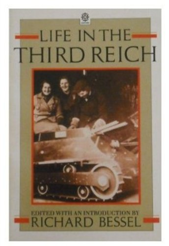 9780192851840: Life in the Third Reich