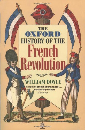 9780192852212: The Oxford History of the French Revolution