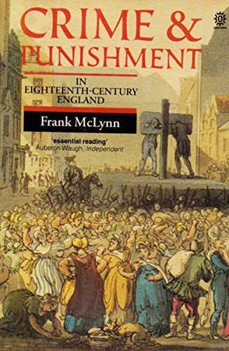 9780192852335: Crime and Punishment in Eighteenth-Century England