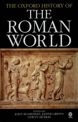 9780192852489: The Oxford History of the Roman World (Boardman)
