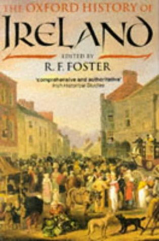 9780192852717: The Oxford History of Ireland