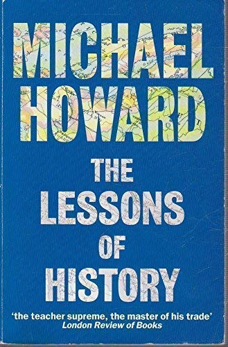 9780192852816: The Lessons of History