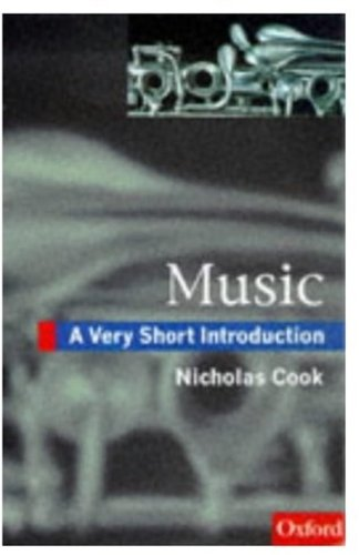 9780192853400: Music: A Very Short Introduction