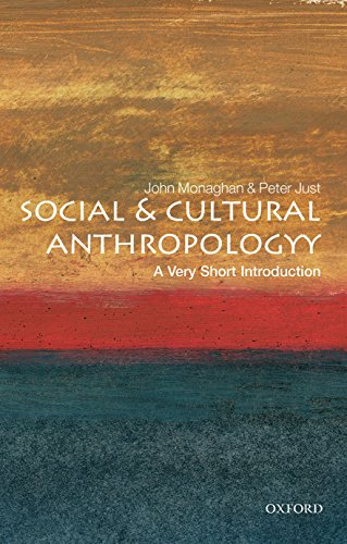 9780192853462: Social and Cultural Anthropology: A Very Short Introduction (Very Short Introductions)