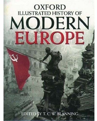 9780192853486: The Oxford Illustrated History of Modern Europe (Oxford Illustrated Histories)