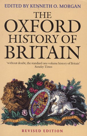 9780192853493: The Oxford History of Britain