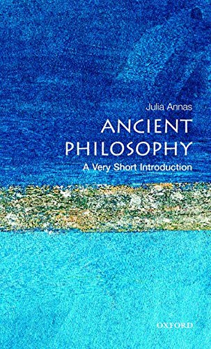 9780192853578: Ancient Philosophy: A Very Short Introduction