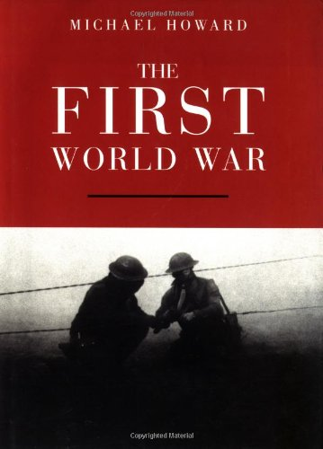 9780192853622: The First World War (Very Short Introductions)