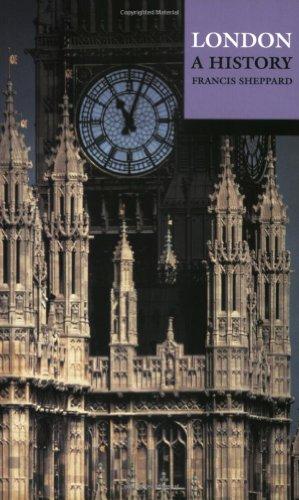 9780192853691: London: A History