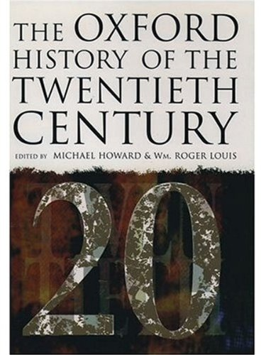 9780192853707: The Oxford History of the Twentieth Century