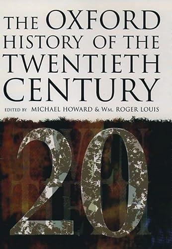 9780192853707: The Oxford History of the Twentieth Century