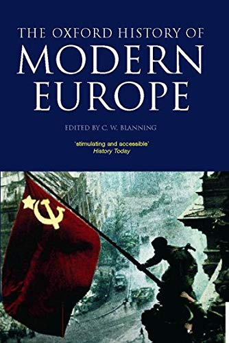 9780192853714: The Oxford History of Modern Europe