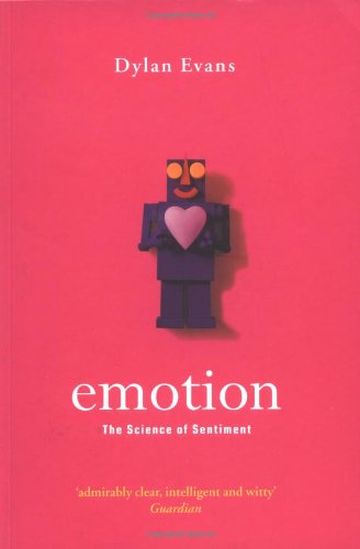 9780192853769: Emotion: The Science of Sentiment