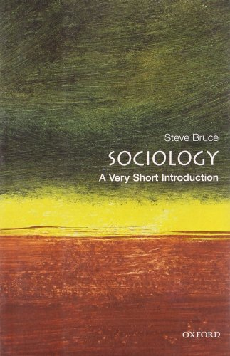 9780192853806: Sociology: A Very Short Introduction (Very Short Introductions)
