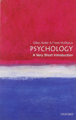 Psychology: A Very Short Introduction: Gillian Butler, Freda