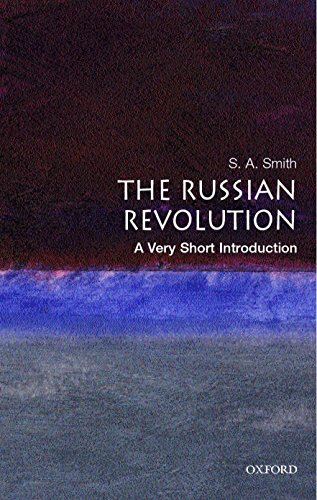 9780192853950: The Russian Revolution: A Very Short Introduction (Very Short Introductions)