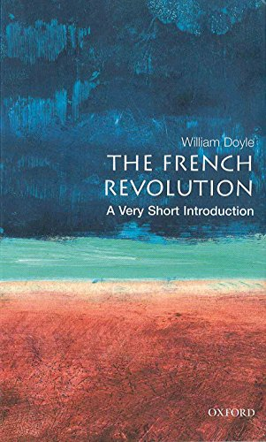 9780192853967: The French Revolution: A Very Short Introduction (Very Short Introductions)