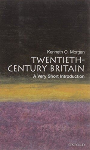9780192853974: Twentieth-Century Britain: A Very Short Introduction (Very Short Introductions)