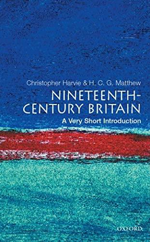 9780192853981: Nineteenth-Century Britain: A Very Short Introduction (Very Short Introductions)