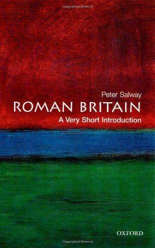 9780192854049: Roman Britain: A Very Short Introduction (Very Short Introductions)