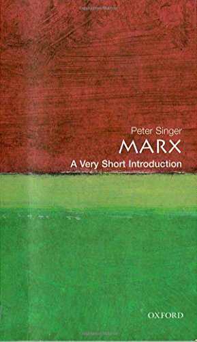 9780192854056: Marx: A Very Short Introduction