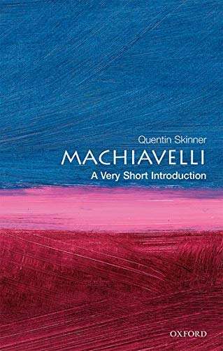 9780192854070: Machiavelli: A Very Short Introduction (Very Short Introductions)