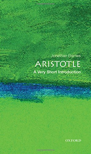 9780192854087: Aristotle: A Very Short Introduction