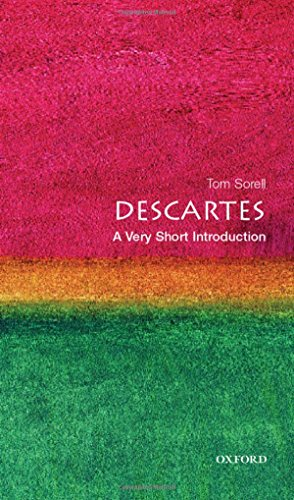 9780192854094: Descartes: A Very Short Introduction (Very Short Introductions)