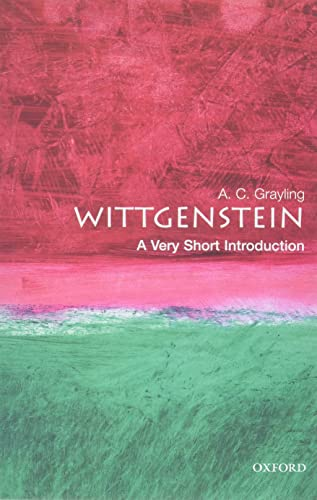 9780192854117: Wittgenstein: A Very Short Introduction