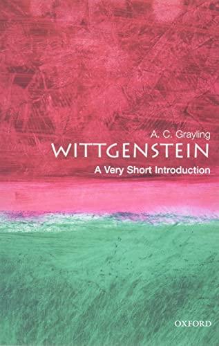 9780192854117: Wittgenstein: A Very Short Introduction