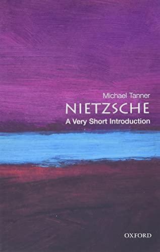 9780192854148: Nietzsche: A Very Short Introduction