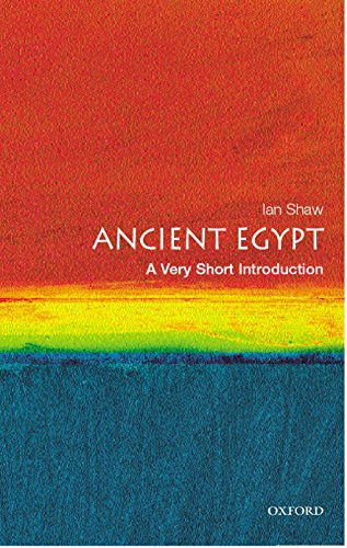 Download Ancient Egypt: A Very Short Introduction
