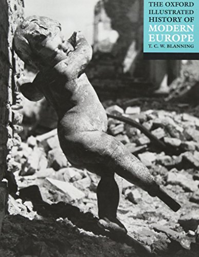 9780192854261: The Oxford Illustrated History of Modern Europe