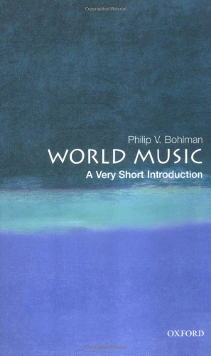 9780192854292: World Music: A Very Short Introduction