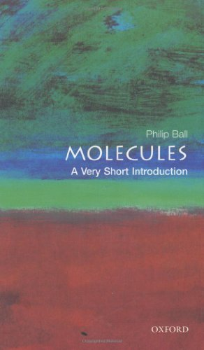 9780192854308: Molecules: A Very Short Introduction