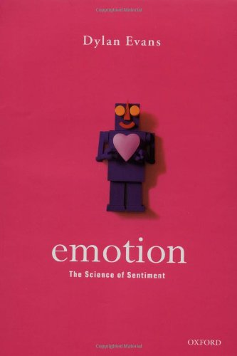 9780192854339: Emotion: The Science of Sentiment