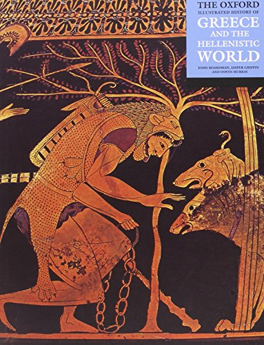 9780192854384: The Oxford Illustrated History of Greece and the Hellenistic World