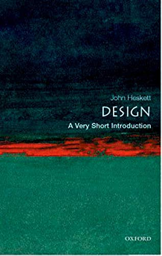 9780192854469: Design: A Very Short Introduction