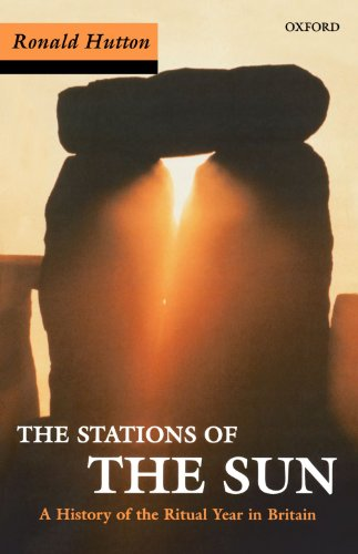 9780192854483: Stations Of The Sun: A History of the Ritual Year in Britain