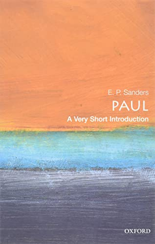 9780192854513: Paul: A Very Short Introduction