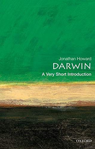 9780192854544: Darwin: A Very Short Introduction (Very Short Introductions)
