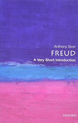 9780192854551: Freud: A Very Short Introduction