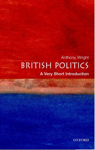 9780192854599: British Politics: A Very Short Introduction